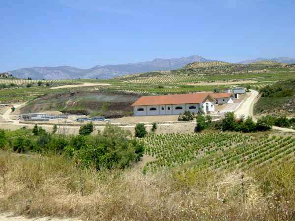Estación Depuradora de Aguas en Elciego