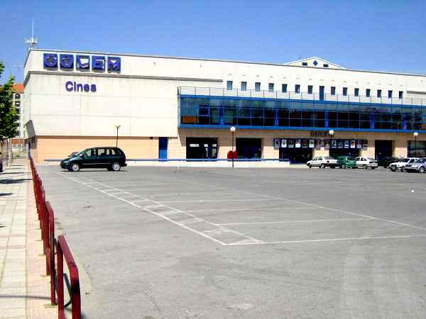 Cines Golem de Logroño