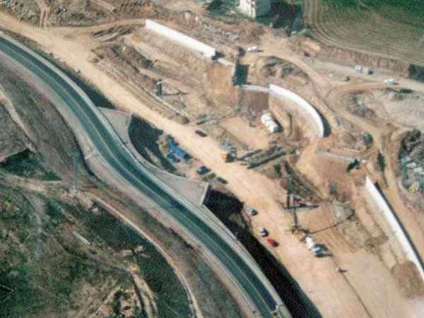 Duplicación de Calzada de la N-232 de Logroño al límite con Navarrete